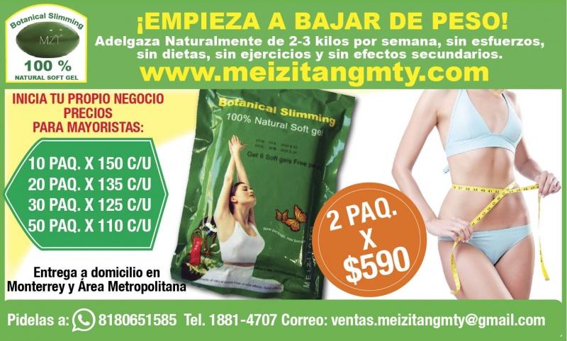 MEIZITANG MONTERREY Meizitang Monterrey - Distribuidor